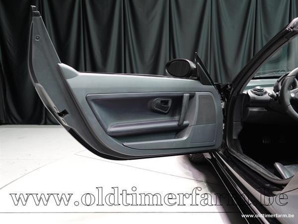 Grote foto smart roadster brabus 101 2004 auto smart
