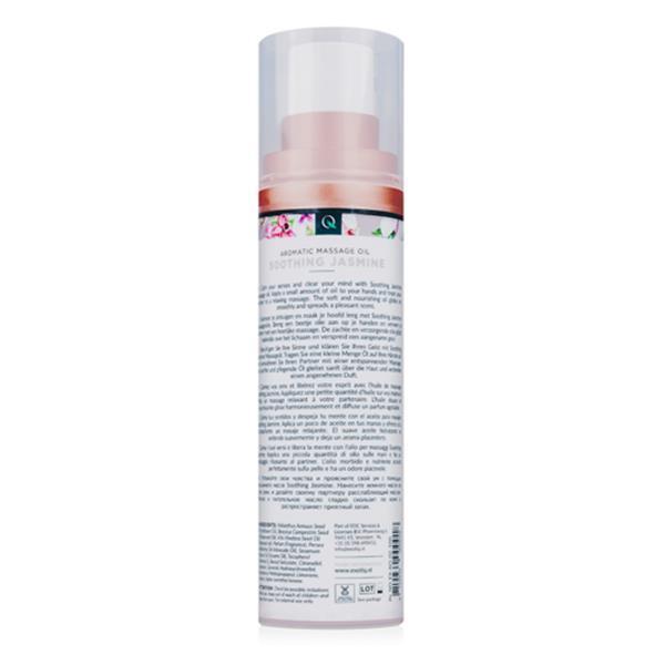 Grote foto exotiq massageolie soothing jasmine 100 ml erotiek overige stimuli