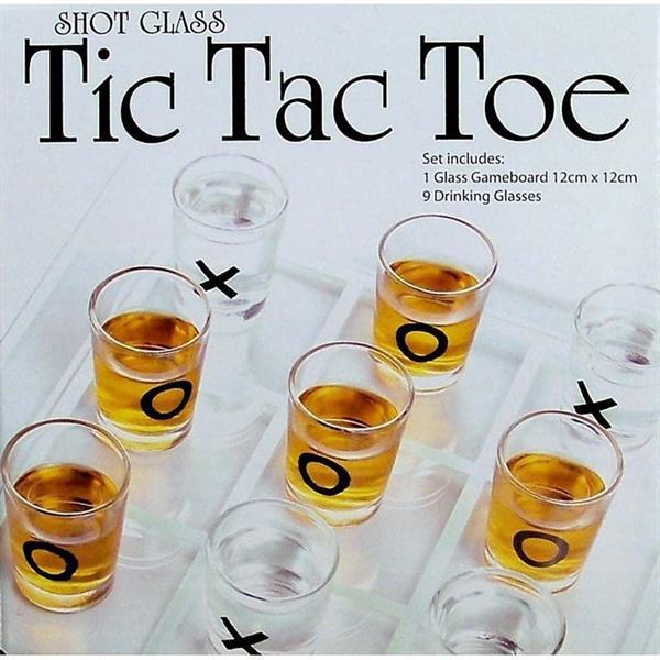 Grote foto mini shot glaasjes spel tic tac toe verzamelen overige verzamelingen