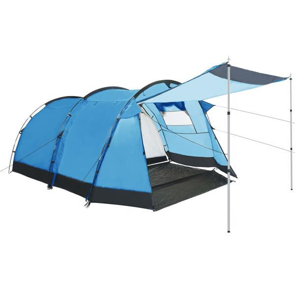 Grote foto vidaxl luifelstok telescopisch 102 260 cm aluminium caravans en kamperen kampeertoebehoren