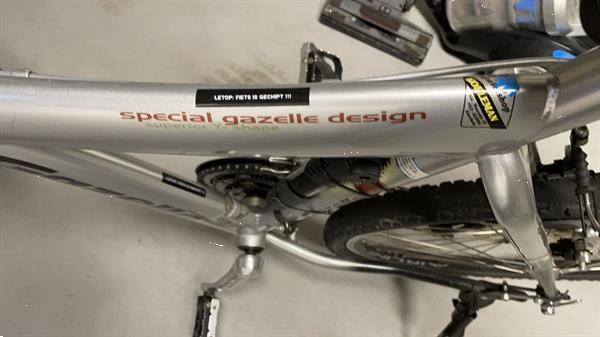 Grote foto gazelle mtb atb special edition fietsen en brommers sportfietsen
