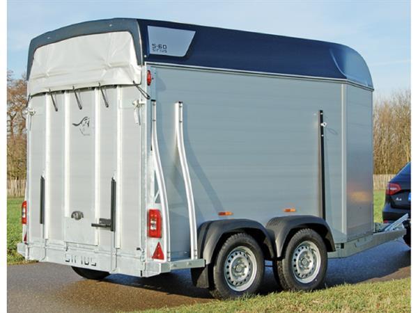 Grote foto siriuss61 aluminium340 x 171 2000 kg paardentrailer dieren en toebehoren paarden accessoires