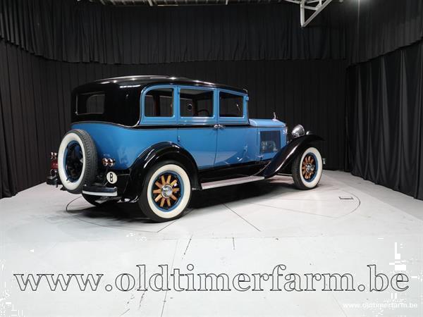 Grote foto studebaker commander eight regal sedan 31 auto diversen oldtimers