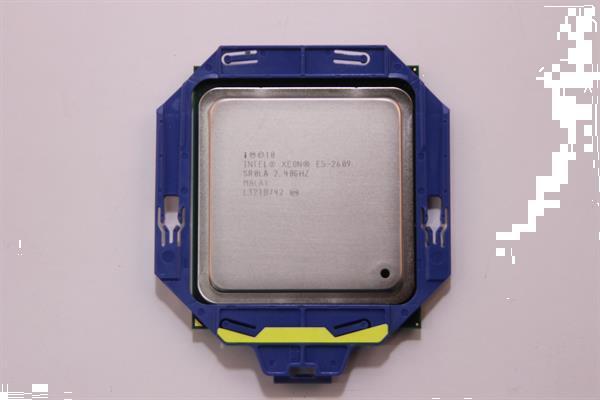 Grote foto sr0la intel xeon processor 4c e5 2609 computers en software processors