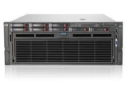 Grote foto hp dl580 g7 4x e7 4820 8c 2.0ghz 18mb 8x8gb 3x3 computers en software servers