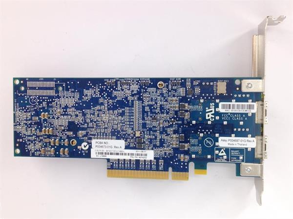 Grote foto 49y4202 ibm 10gb dual port server nic computers en software netwerkkaarten routers en switches