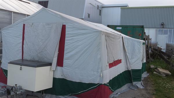 Grote foto vouwwagen jamet montana caravans en kamperen vouwwagens