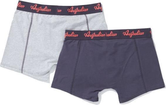 Grote foto australian heren grijs antracite m maat 50 kleding heren ondergoed