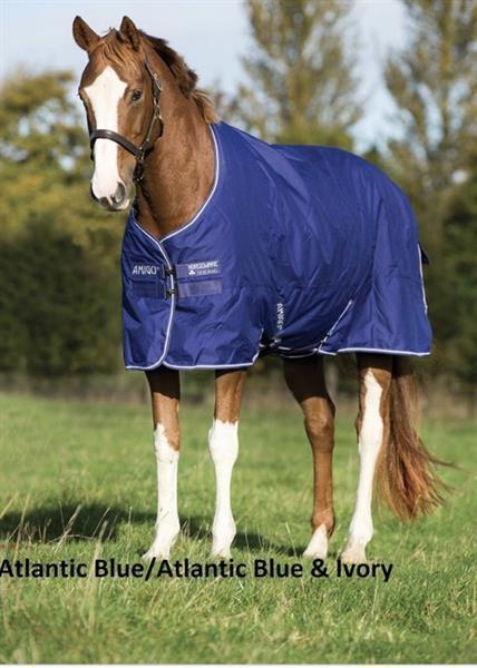 Grote foto nieuw horseware amigo hero acy pony regendeken dieren en toebehoren dekens en dekjes