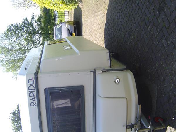 Grote foto rapido orline 33e vouwcaravan caravans en kamperen caravans