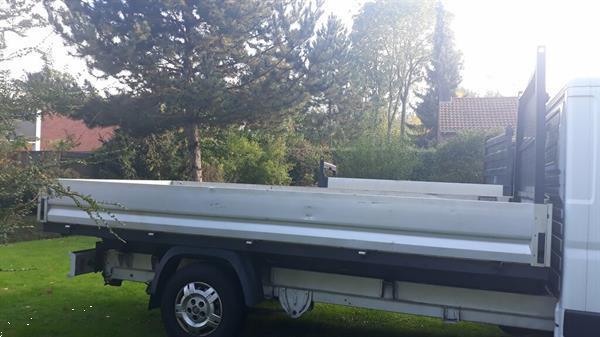 Grote foto laadbak lang chassis ducato jumper boxer auto fiat