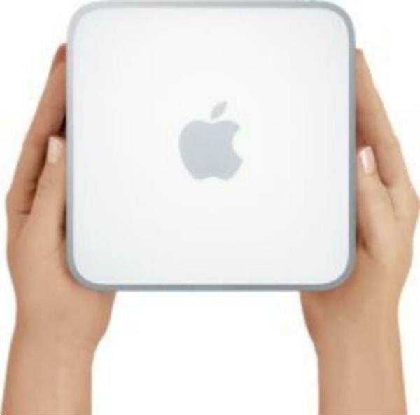 Grote foto mac mini ym8331yyyl1 en apple toets. m. computers en software apple desktops