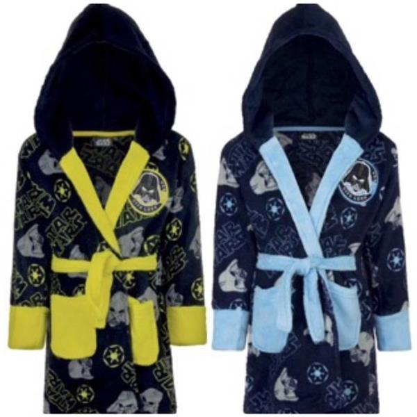 Grote foto star wars badjas navy met lichtblauw 4 104 kinderen en baby overige