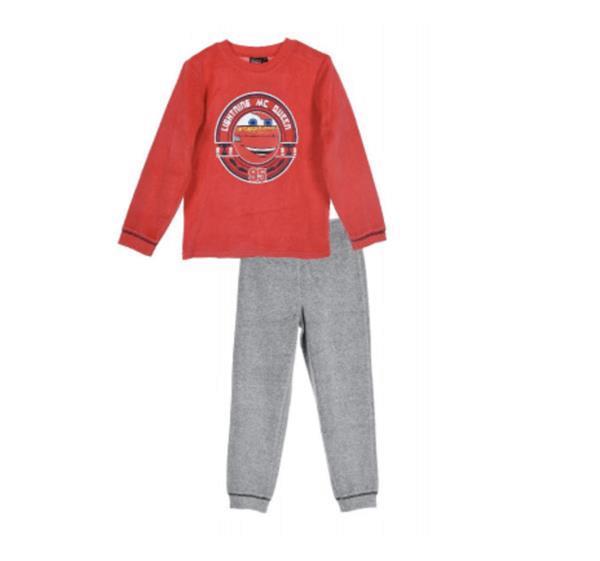 Grote foto cars pyjama coral fleece gratis cars gymtas grijs 104 kinderen en baby overige