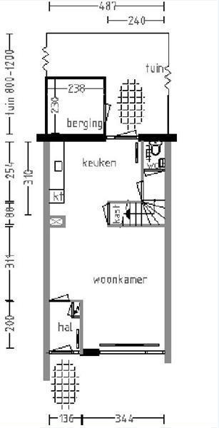 Grote foto u naar 4 k eengezinswoning wij 5 k eengezinswoning huizen en kamers woningruil naar groter
