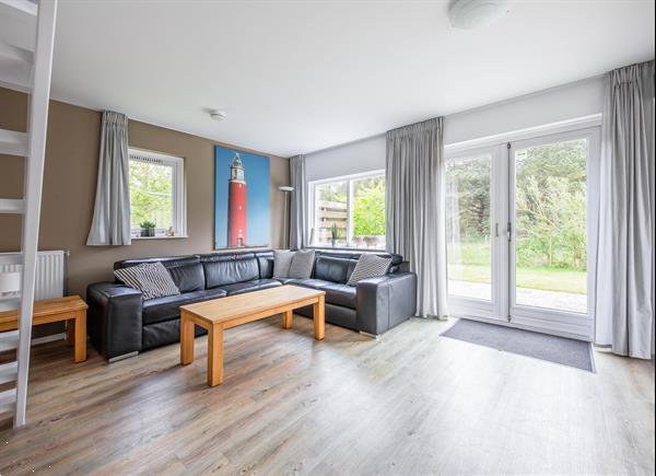 Grote foto luxe bungalow de krim texel 8 10 personen vakantie nederland noord