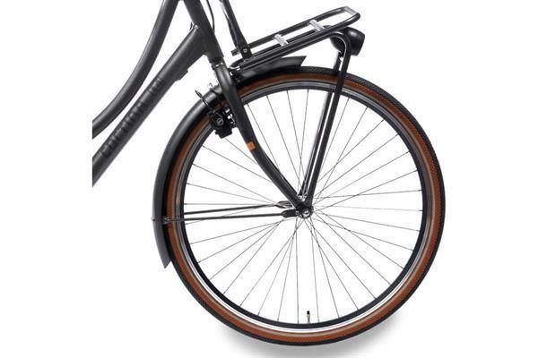 Grote foto cortina e u4 solid eclips black matt mhb7 activeline mm dam fietsen en brommers elektrische fietsen