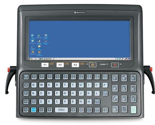 Grote foto motorola vc5090 vehicle mounted computer nieuw computers en software scanners