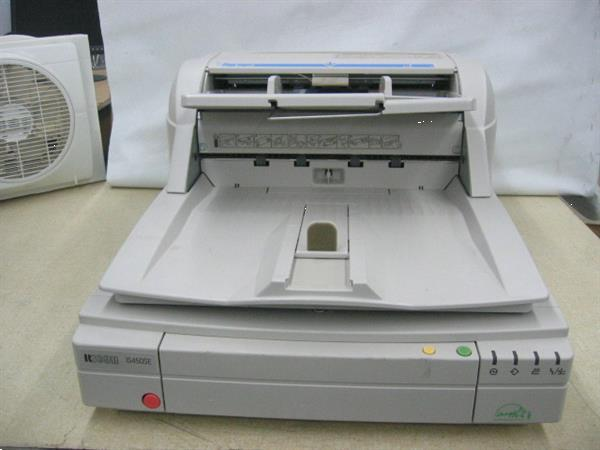 Grote foto ricoh is450se 57ppm b w simplex 11x17 adf flatbed computers en software scanners