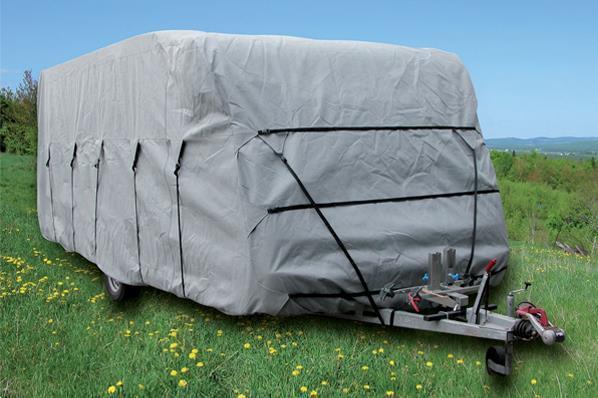Grote foto caravan beschermhoes caravanhoes met sfs 3... caravans en kamperen caravan accessoires