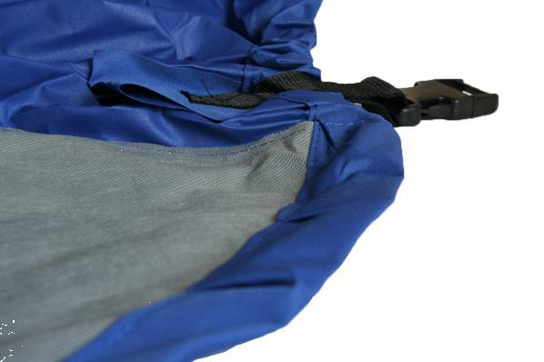 Grote foto afdekhoes boothoes afdekzeil dekzeil dekkleed. watersport en boten accessoires en onderhoud