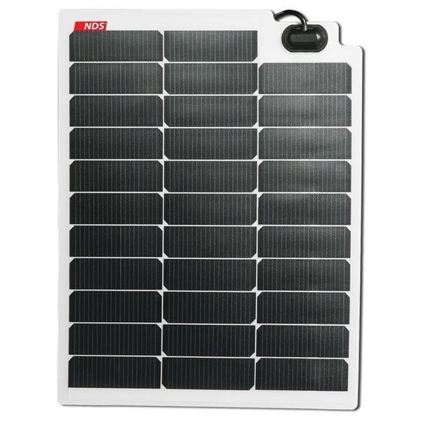 Grote foto nds solarflex evo 60w flexibel zonnepaneel caravans en kamperen overige caravans en kamperen