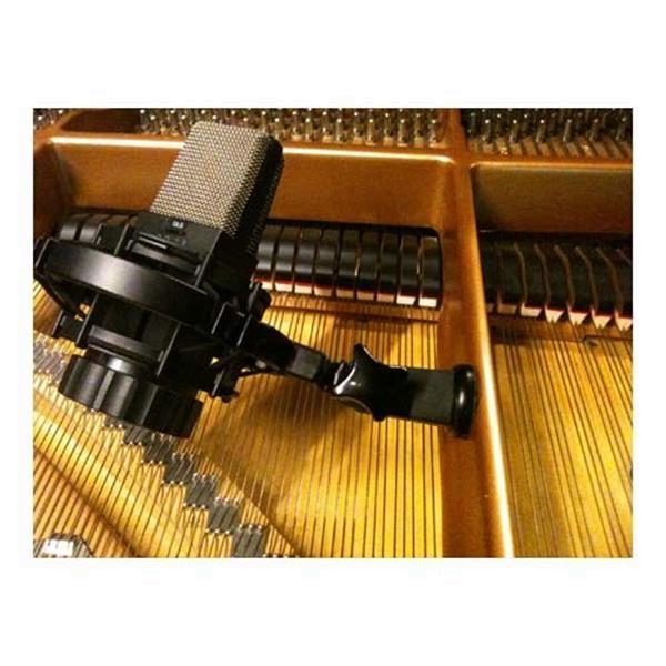 Grote foto modulair magnetische microfoonbevestiging set muziek en instrumenten standaards