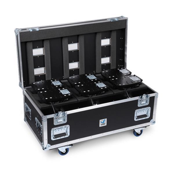 Grote foto flightcase 6x sparx 7 muziek en instrumenten overige muziek en instrumenten
