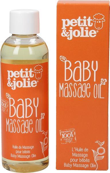 Grote foto petit jolie baby massage olie 100ml kinderen en baby dekens en slaapzakjes