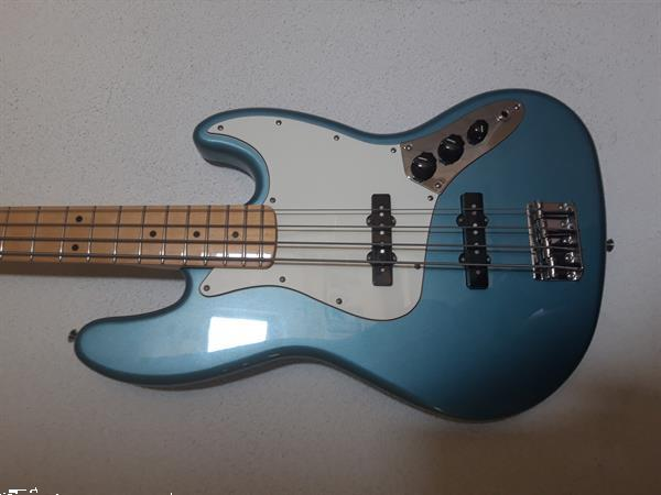 Grote foto fender jazz bass muziek en instrumenten gitaren bas