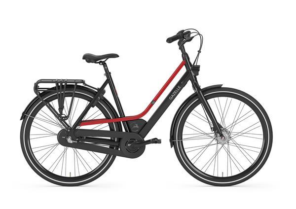 Grote foto gazelle citygo c3 2020 dames jeans fietsen en brommers herenfietsen