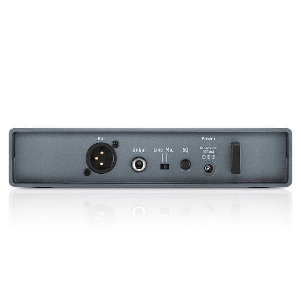 Grote foto sennheiser draadloze handheld set xsw 1 825 670 694 mhz muziek en instrumenten overige muziek en instrumenten