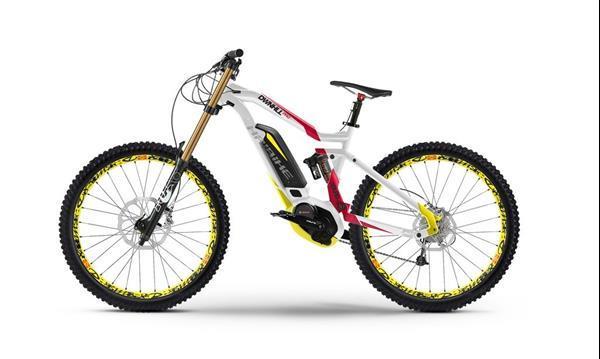 Grote foto haibike xduro dwnhll pro m 43 cm fietsen en brommers elektrische fietsen