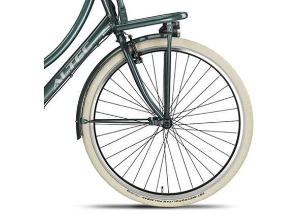 Grote foto altec troja elektrische fiets groen 7v fietsen en brommers elektrische fietsen