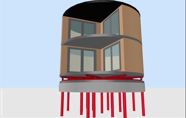 Grote foto ontwerpen en bouwen van speciale woningen huizen en kamers overige te koop