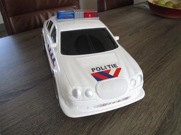 Grote foto politieauto met sirene kinderen en baby speelgoed voor jongens