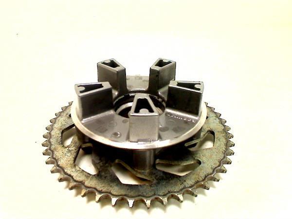Grote foto honda xl 1000 v varadero tandwielblok motoren overige accessoires