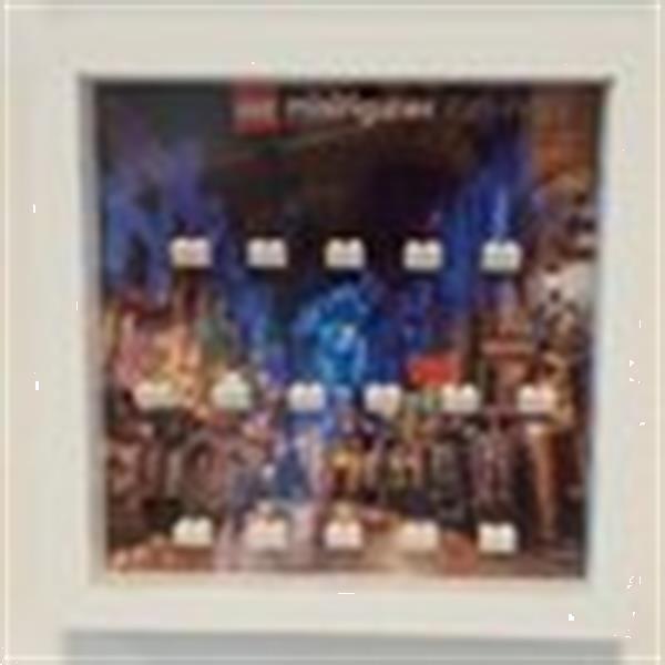 Grote foto lego display cmf serie harry potter kinderen en baby duplo en lego