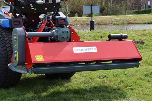 Grote foto kraffter klepelmaaier compact 175 hamer klepels agrarisch mechanisatie