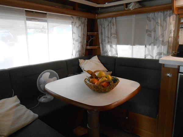 Grote foto te koop onze fendt saphir 445 2018 mover caravans en kamperen caravan
