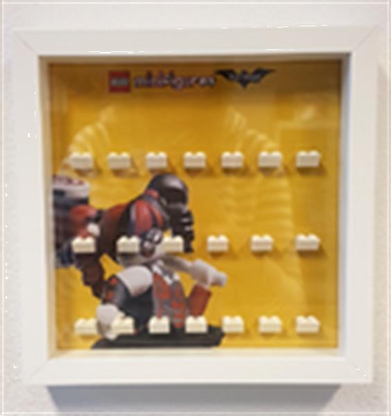 Grote foto lego display cmf serie batman2 kinderen en baby duplo en lego