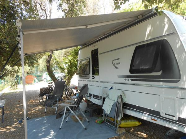 Grote foto te koop onze fendt saphir 445 2018 atc mover caravans en kamperen caravans