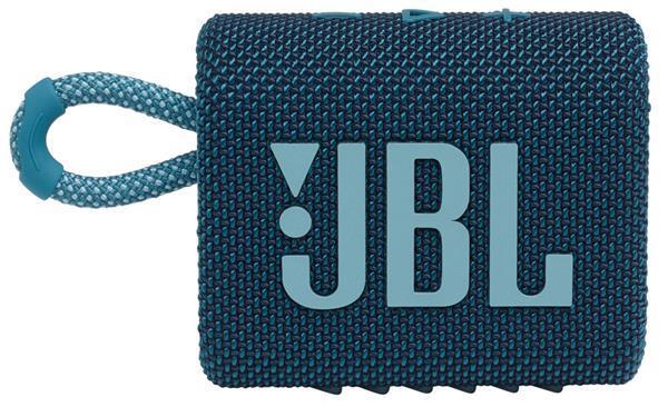 Grote foto jbl go 3 blauw muziek en instrumenten speakers