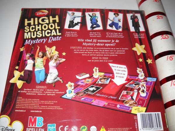 Grote foto disney mb spel mystery date kinderen en baby overige