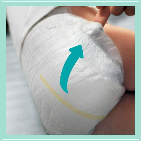 Grote foto pampers premium protection maat 4 maandbox 168 luiers kinderen en baby dekens en slaapzakjes