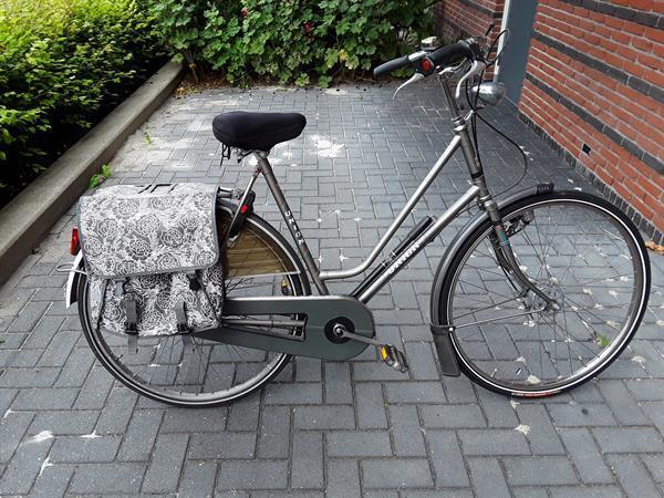 Grote foto nette damesfiiets fietsen en brommers damesfietsen