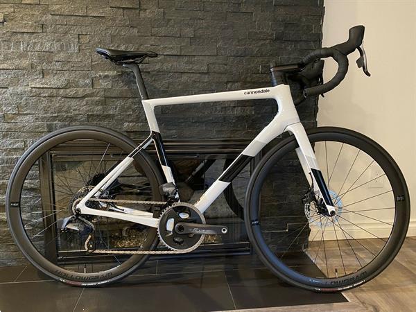 Grote foto 2020 cannondale supersix evo disc sram fietsen en brommers racefietsen