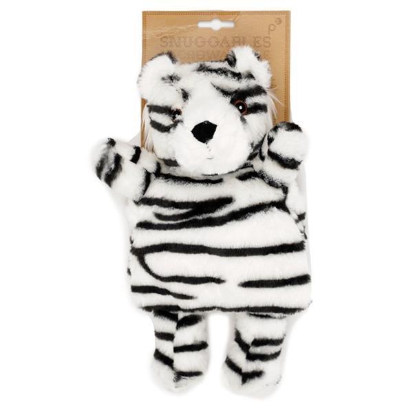 Grote foto magnetron knuffel pitten knuffel witte tijger kinderen en baby knuffels en pluche