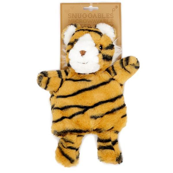 Grote foto magnetron knuffel pitten knuffel tijger kinderen en baby knuffels en pluche