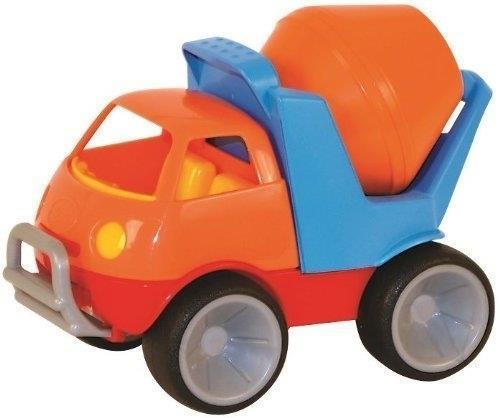 Grote foto betonmixer kinderen en baby babyspeelgoed